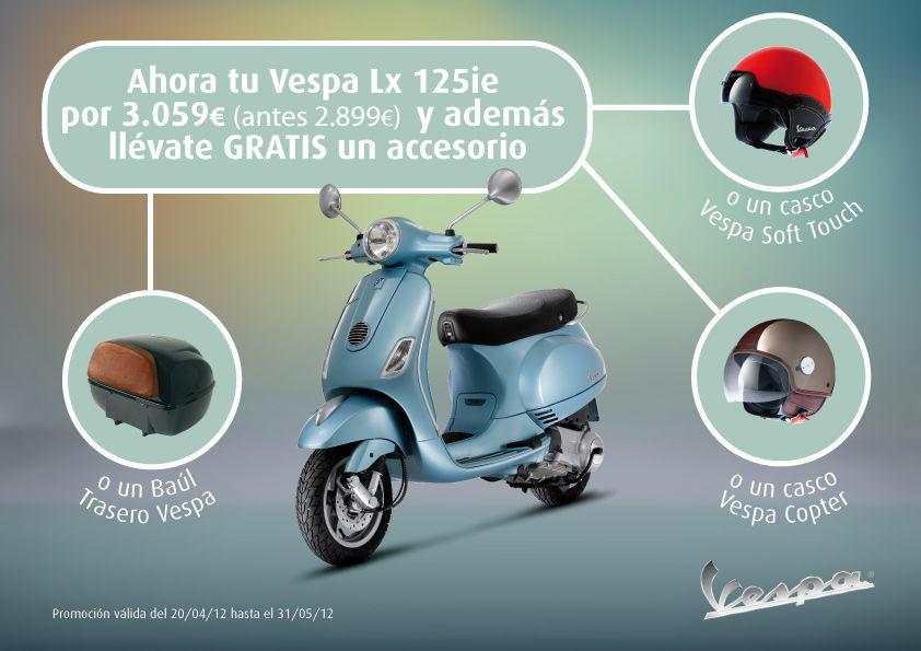 Promociones Vespa