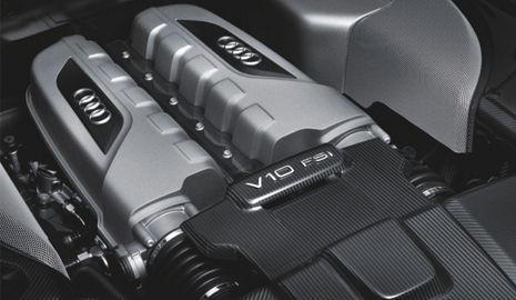 Motor V10 FSI