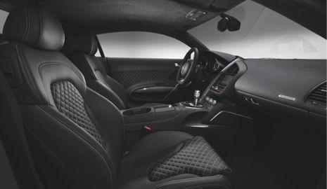 Asientos Audi R8