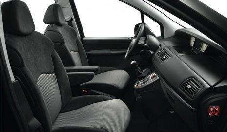 Interior Peugeot 807