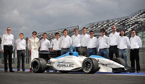 Equipo desarrollador del Formulec