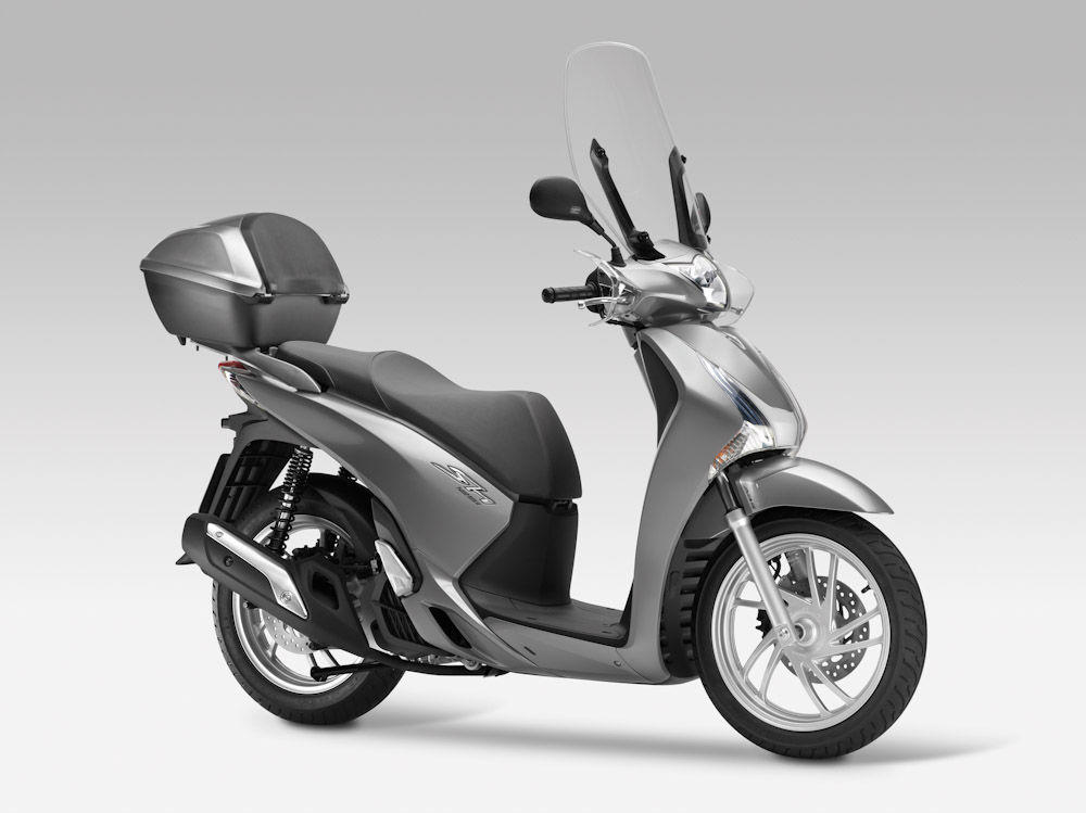 Honda Scoopy SH125i y SH150i