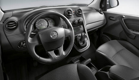 Interior Mercedes Citan