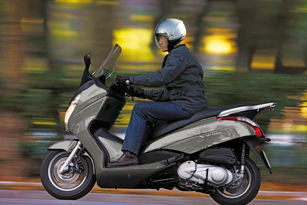 Scooter Honda S-Wing 125