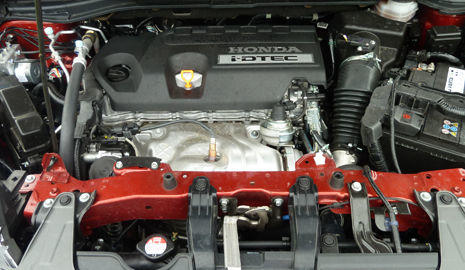 Motor Honda CR-V