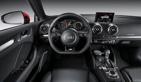 Audi A3 Spotback