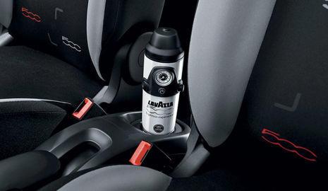 Interior del Fiat 500L