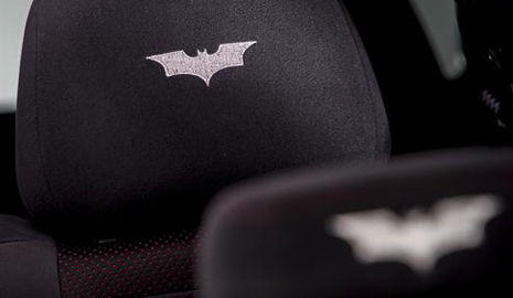 Interior Nismo Dark Knight Rises Edition
