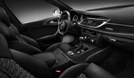 Interior Audi RS 6 Avant