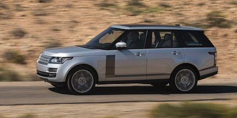 Range Rover V6 Supercharged