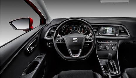 Interior Seat León SC FR