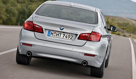 Serie 5 de BMW