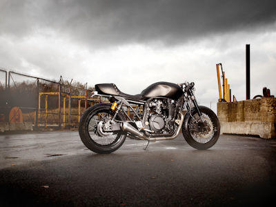 Yamaha XJR1300 Project X