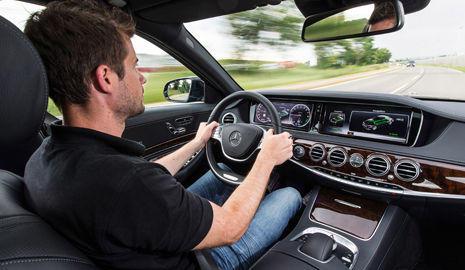 Mercedes S 500 Hybrid