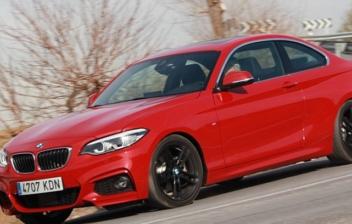 el BMW Serie 2 Coupé es un claro ejemplo de deportividad y seguridad