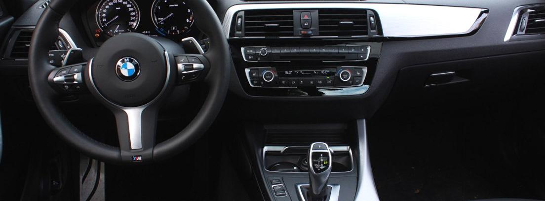 BMW cuida la seguridad con dispositivos como seis airbags
