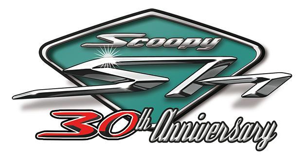 Honda Scoopy 30 aniversario