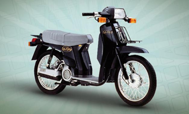 Honda SH75 Scoopy