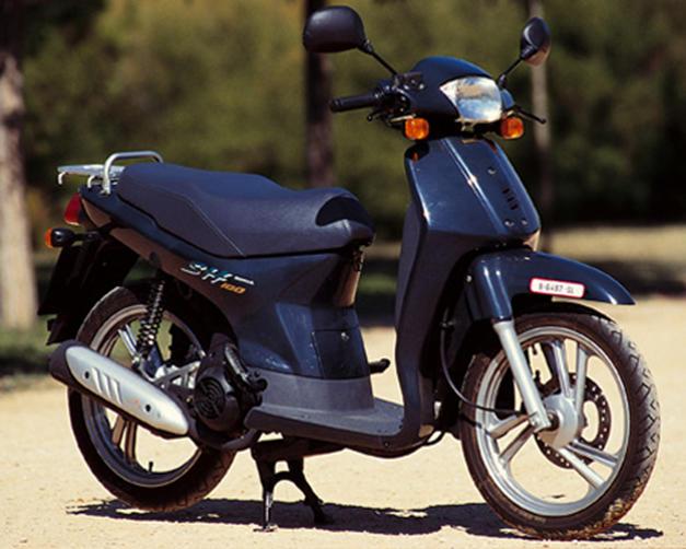 Honda SH100 Scoopy
