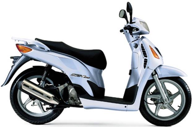 Honda SH125 Scoopy 2001