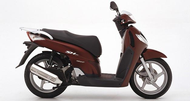 Honda SH125i 2004