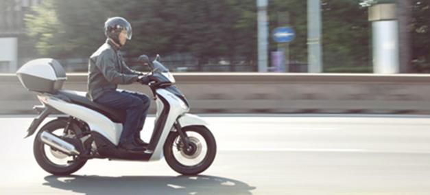Honda SH125i Scoopy 2009