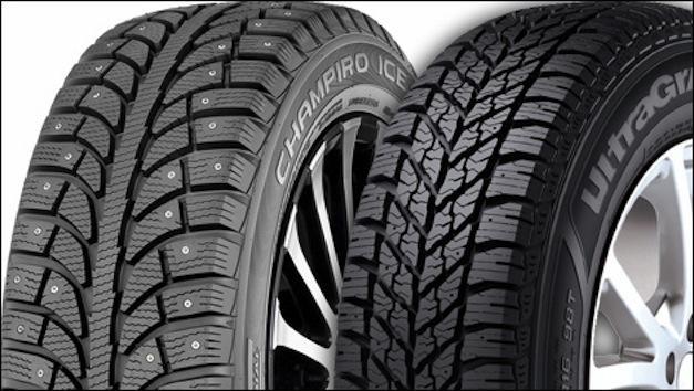 tipos de neumáticos M+S