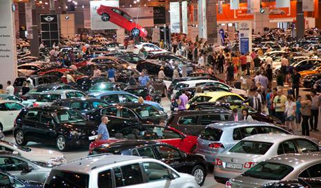 Salón del Automóvil de Madrid, 2014