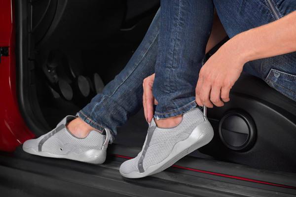 Zapatillas para conducir