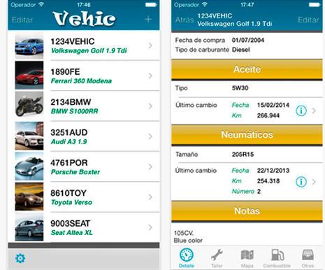 Vehic App
