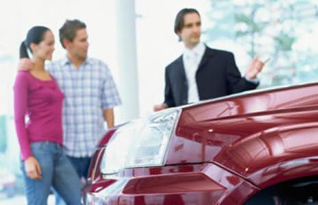 Comprar coche en concesionario