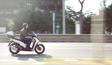 Honda SH125