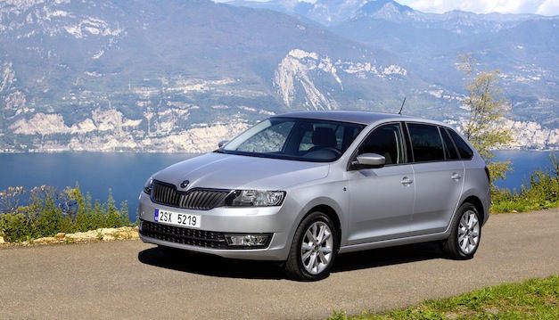 Skoda Spaceback Ambition 1.6 TDi 90 CV