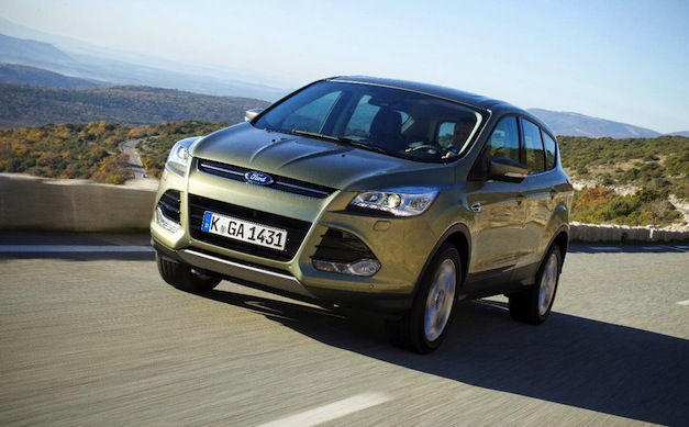 Ford Kuga 2.0 TDCI 140 CV Powershift