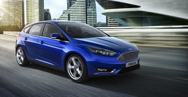 Ford Focus Trend+ 1.0 EcoBoost 125