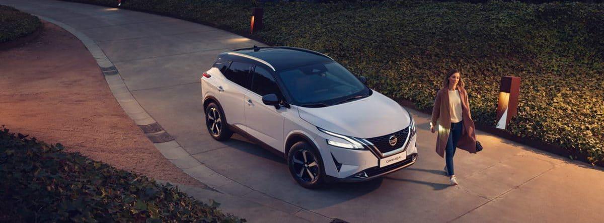 Llega la tercera generación del Nissan Qashqai en 2021