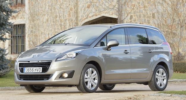 Peugeot 5008 HDi 115 CV