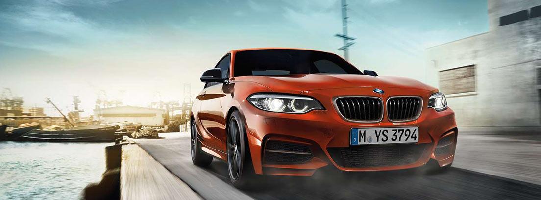 BMW Serie 2 Coupé, uno de los coches más fiables de 2019