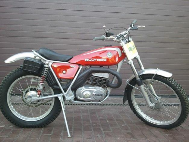 Bultaco Sherpa