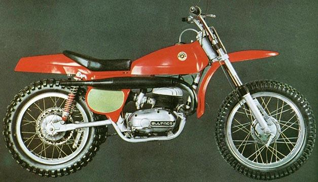 Bultaco Pursang MK2