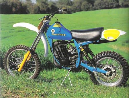 Bultaco Pursang MK15
