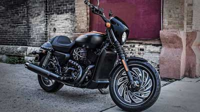 Harley-Davidson Street 500 y 750 2014 de media cilindrada