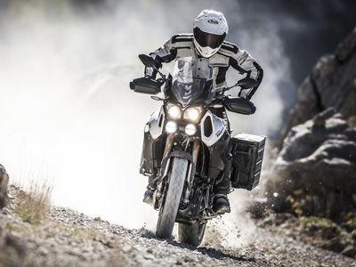 Yamaha Super Tenere 1200 2014