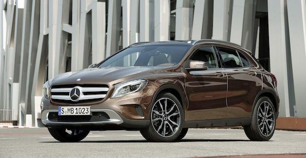 Comparativo: Range Rover Evoque y Mercedes-Benz GLA