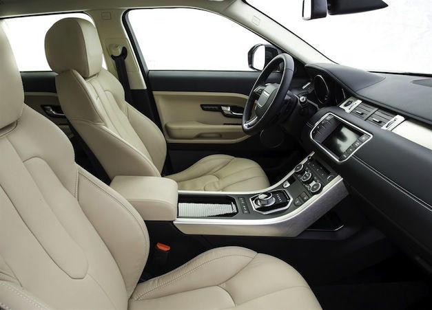 Comparativo: Range Rover Evoque y Mercedes-Benz GLAComparativo: Range Rover Evoque y Mercedes-Benz GLA