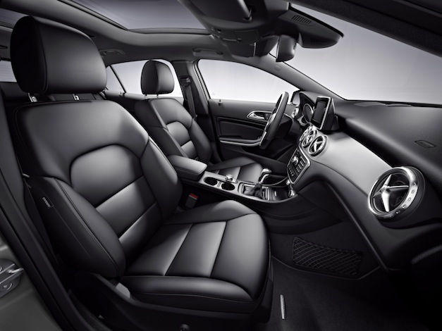 Mercedes-Benz GLA, un SUV exclusivo