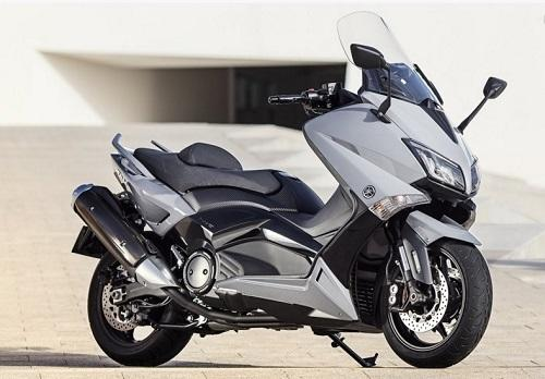 Yamaha TMax Iron Max 2016