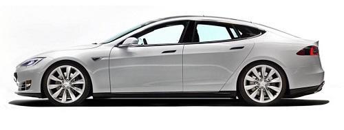 Tesla Model S 8P5 +