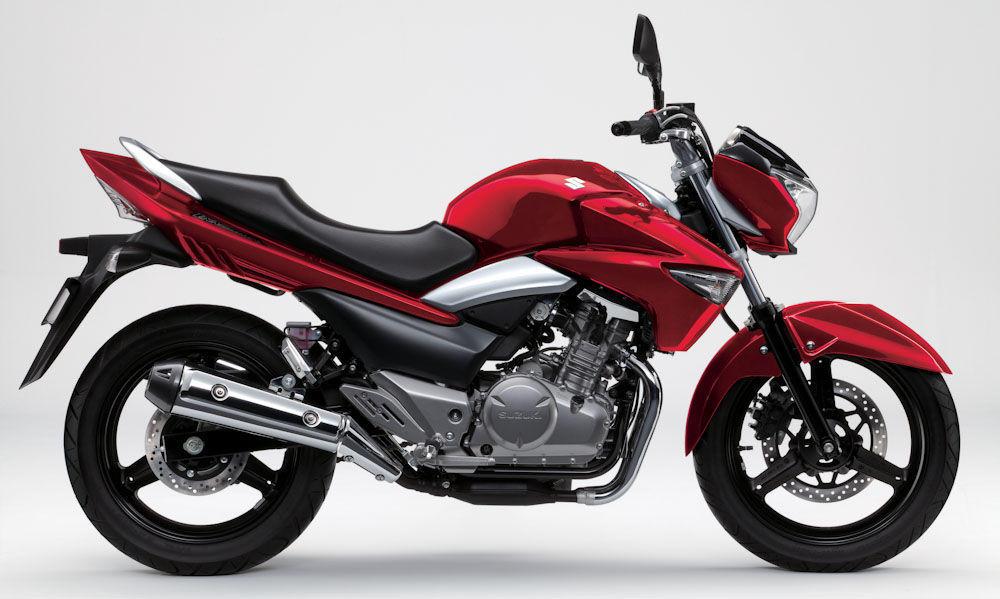 Suzuki Inazuma, una 250cc en nuestras calles