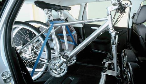 Transportar bicicletas
